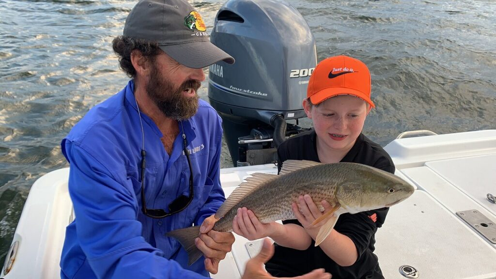 Family Friendly Daytona Beach Fishing Charter