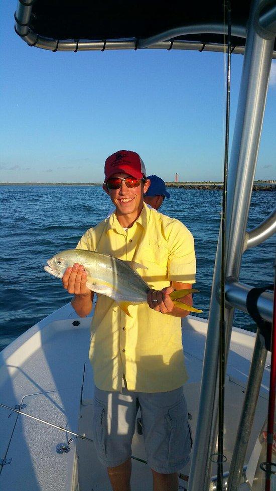 New Smyrna Beach Inshore Fishing Jack Crevalle